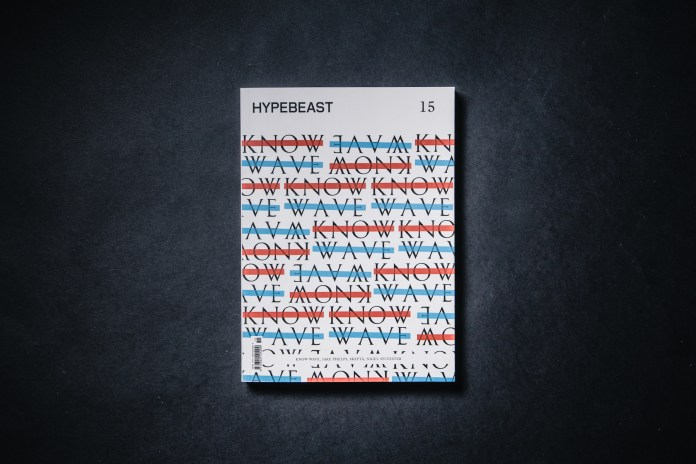 HYPEBEAST Magazine Issue 15: The Foundation Issue