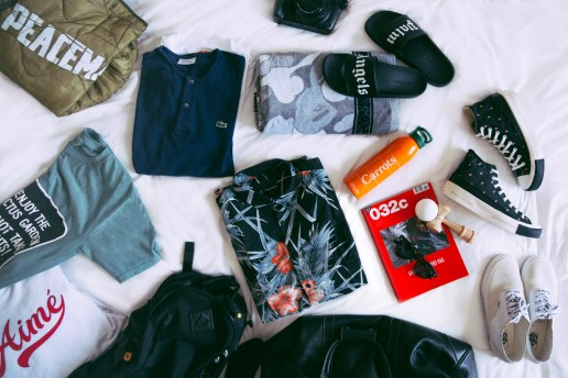 HYPEBEAST Summer Travel Necessities