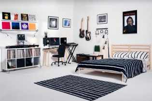Produce Your Next Album in a Musician's Space Designed by IKEA® and HYPEBEAST