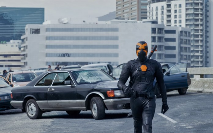This IMAX Commercial Is Packed With Almost B-List Recreations of Typical Action Scenes