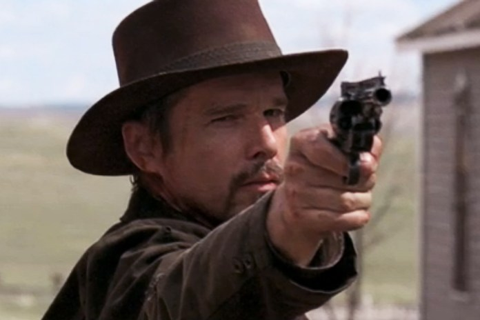 'In a Valley of Violence' Pits Ethan Hawke Against John Travolta