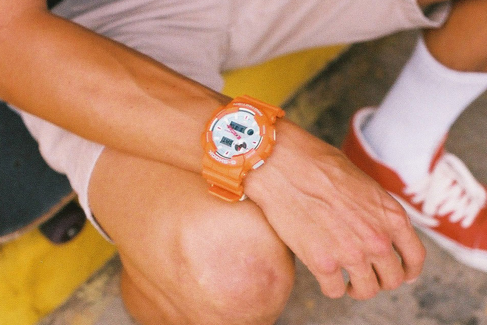 """In4mation and G-SHOCK Team up Again for the """"Milestones Timepiece"""""""