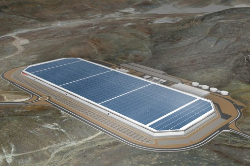 Get the Lowdown on Tesla's Gargantuan Gigafactory