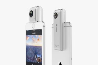 The Insta360 Nano Brings Virtual Reality Shooting to Your iPhone