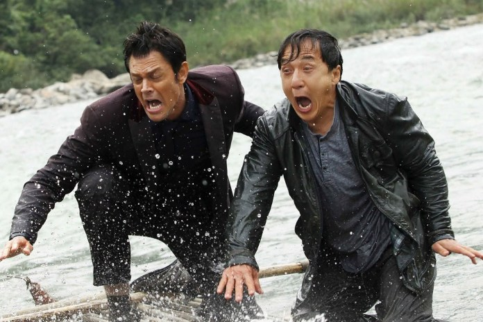 Jackie Chan and Johnny Knoxville Star in Upcoming Action-Comedy 'Skiptrace'