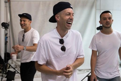 John Elliott Re-imagines Luxury at NYFW: MENS With 'Watching Water'