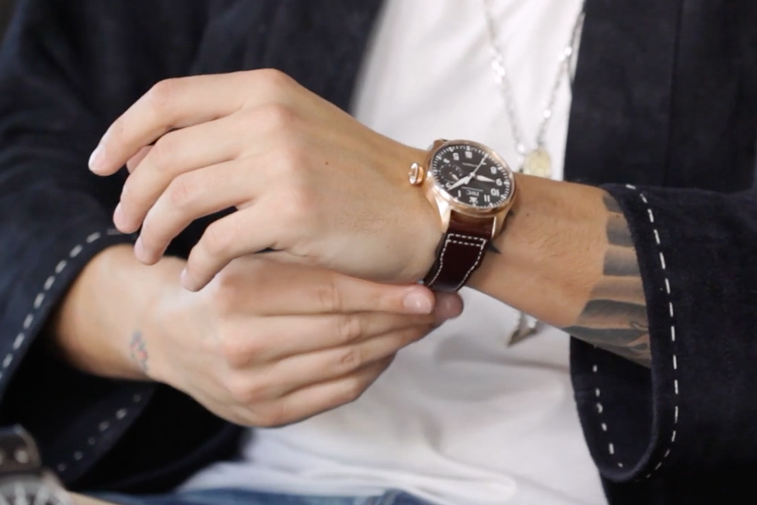 John Mayer on His IWC Big Pilot Collection, the New Big Pilot, and His Infamous Letter