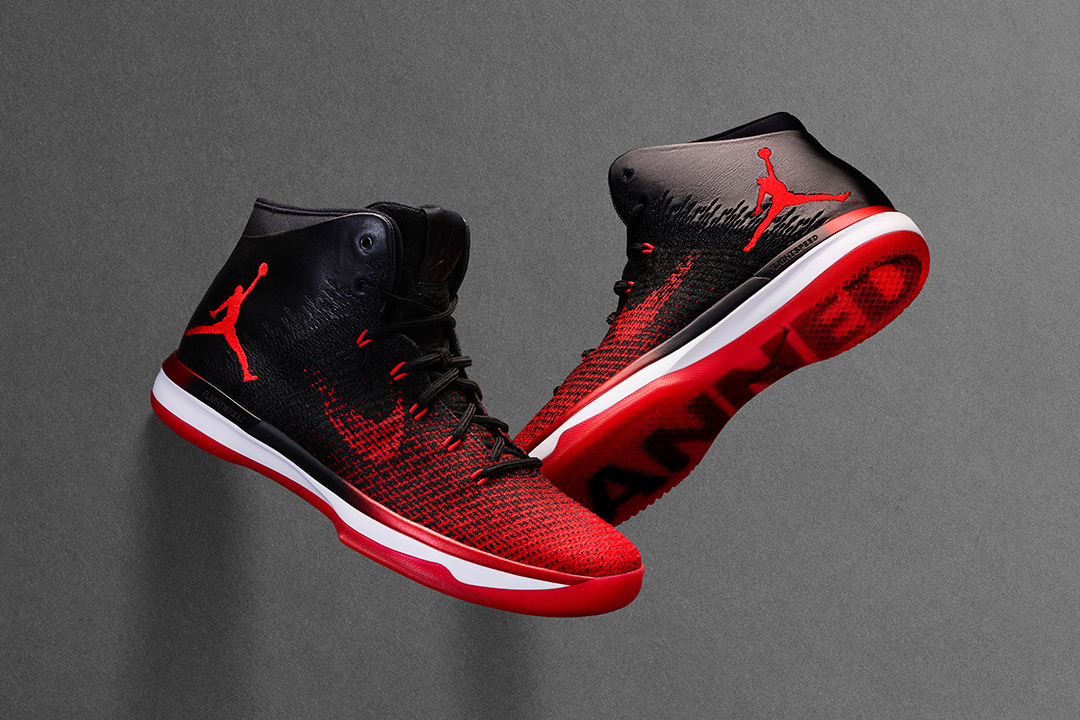 "Jordan Brand Officially Unleashes the Air Jordan XXXI ""Banned"""