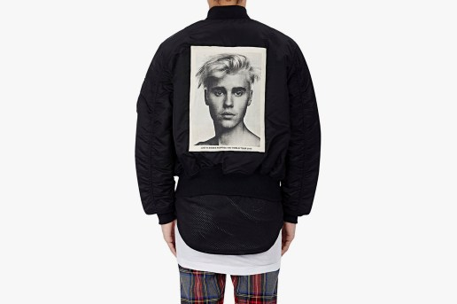 The Barneys x Justin Bieber Purpose Tour Merch Is Available for Pre-Order