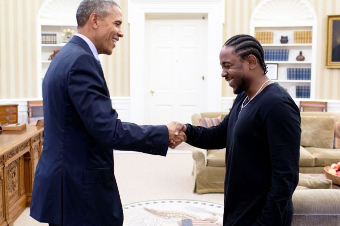 Watch Kendrick Lamar's July 4th Performance at the White House