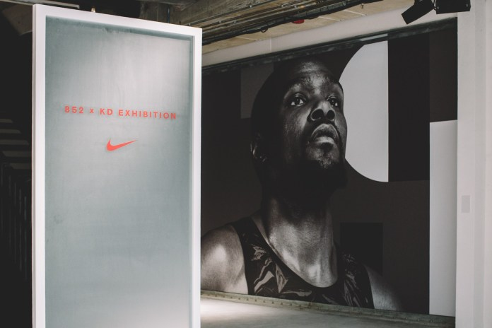 "A Look Inside Kevin Durant & Nike's ""852 x KD"" Exhibition in Hong Kong"