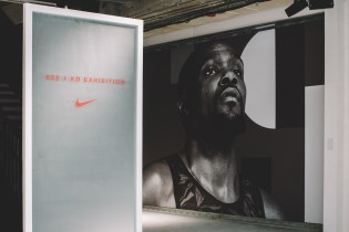 """A Look Inside Kevin Durant & Nike's """"852 x KD"""" Exhibition in Hong Kong"""
