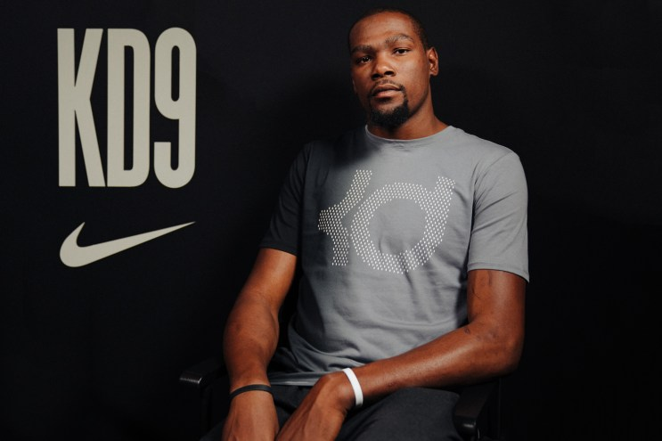 Kevin Durant on the Evolution of His Signature Line With Nike