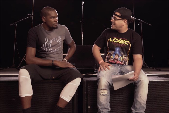 Kevin Durant Responds to Name Drops From Artists Such as Jay Z, Drake & J. Cole