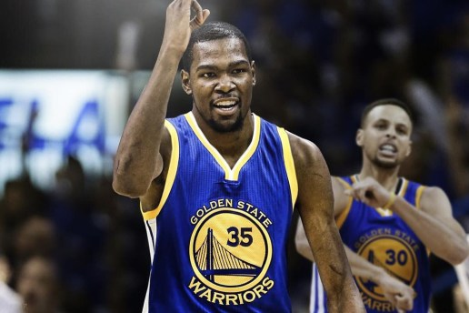 Kevin Durant Is Joining the Golden State Warriors