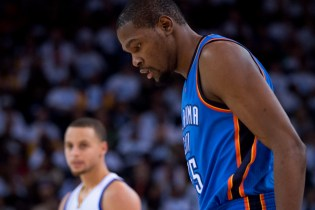 Nike Will Stifle Under Armour's Rise With Kevin Durant Going to Golden State
