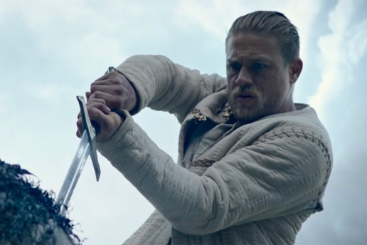 'King Arthur: Legend of the Sword' Debuts at Comic-Con
