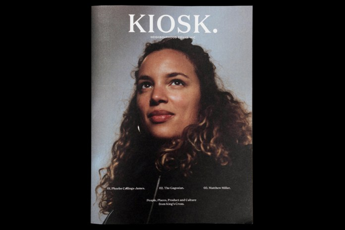 Kiosk Magazine Focuses on the Cultures Surrounding London's King's Cross Neighborhood