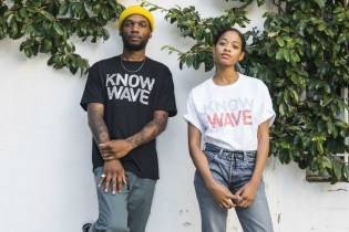 Know Wave Unveils Two Fresh T-Shirt Designs