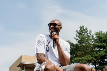 "Kobe Bryant Brings ""Mamba Mentality"" to Europe"