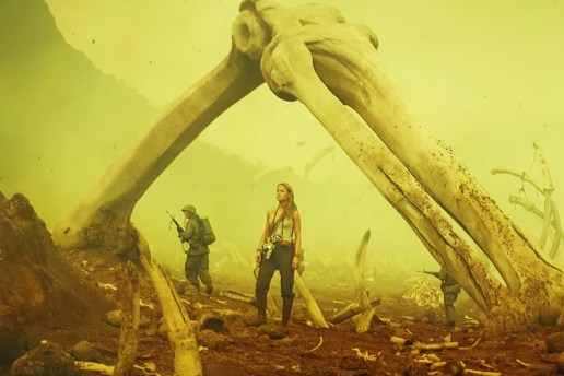 'Kong: Skull Island's' Comic-Con Trailer Shows Us the New Meaning of Man vs Beast