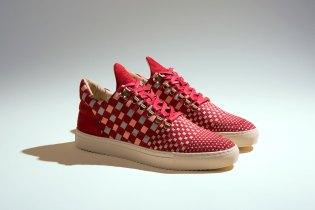 La Ferramenta x Filling Pieces 2016 Spring/Summer Low Top Tricolore Sneaker