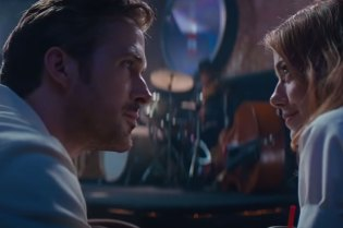 Ryan Gosling & Emma Stone Are Star-Crossed Lovers in 'La La Land'