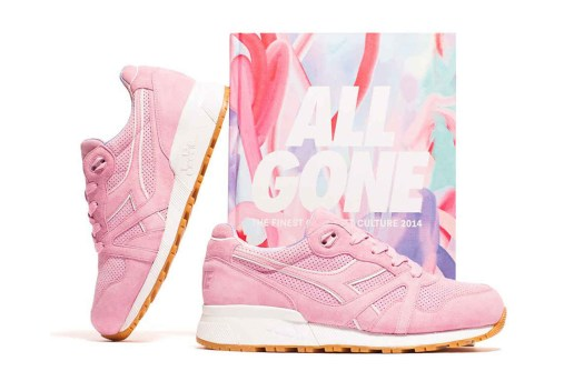 La MJC & Diadora Join Forces to Celebrate 'All Gone' 10th Anniversary Edition