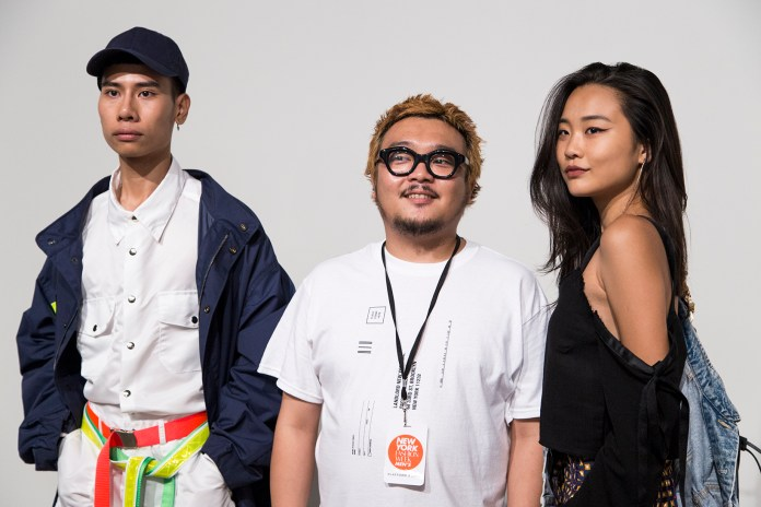 LANDLORD 2017 Spring/Summer NYFW:M Presentation Brings Urban Workwear to the Limelight