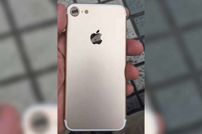 New iPhone 7 Leak Shows off Prominent Lens Protrusion