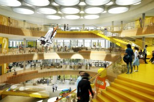 New LEGO Headquarters to Be Designed by C.F. Møller
