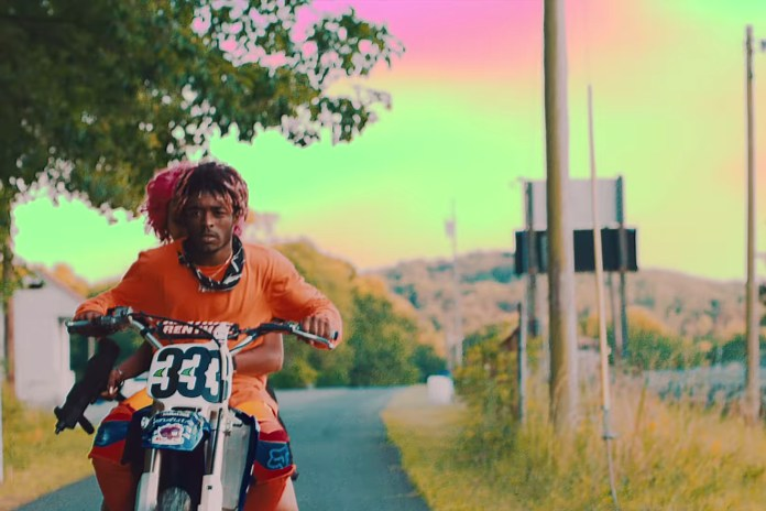 "Lil Uzi Vert Escapes a Psychedelic Drag-Race in the ""Money Longer"" Video"