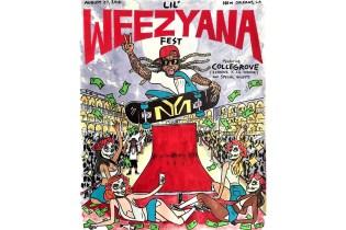 Lil Wayne Announces 'Lil Weezyana Fest 2' With 2 Chainz
