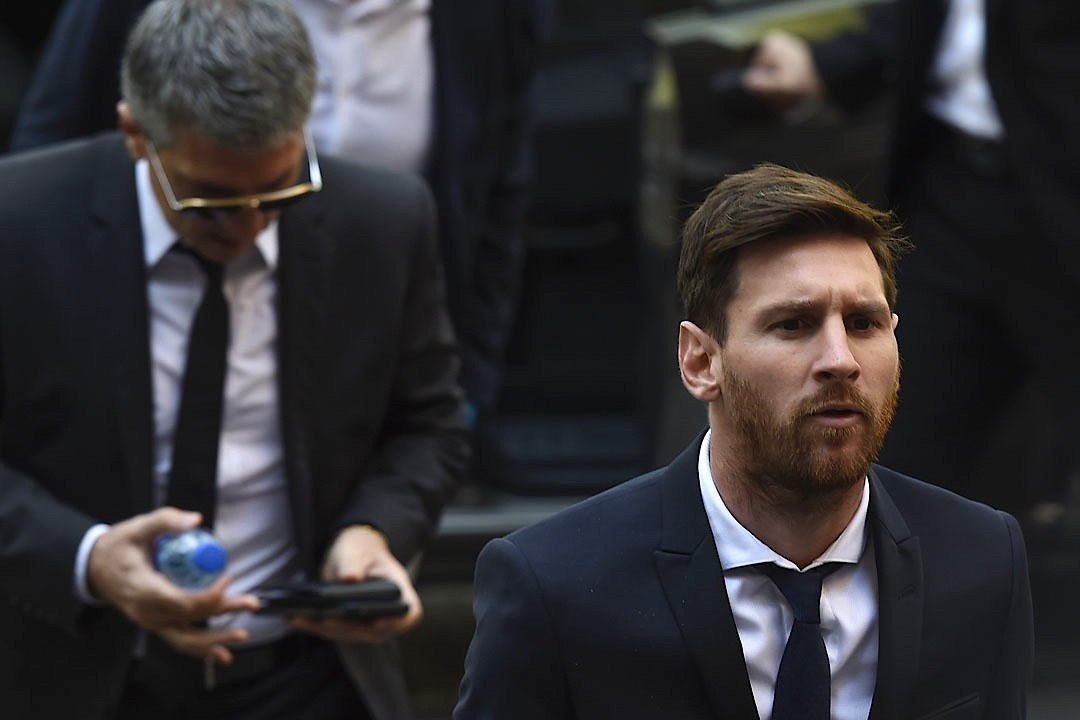 Lionel Messi Sentenced to 21 Months in Prison for Tax Fraud