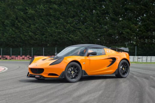 The Lotus Elise Race 250 Demands Attention While Providing Top-Notch Lightweight Performance