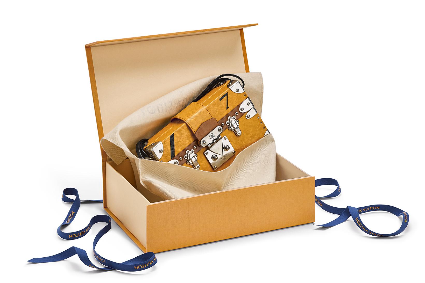 Louis Vuitton Imperial Saffron Packaging
