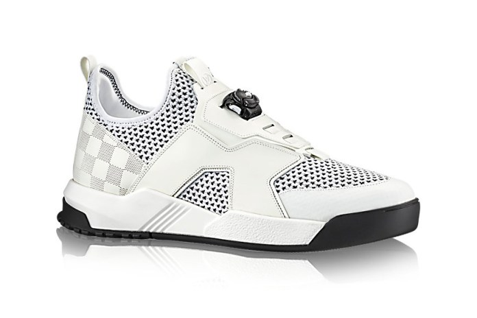 Louis Vuitton's New Laceless Sneaker Is the Rich Man's PUMA Disc Blaze