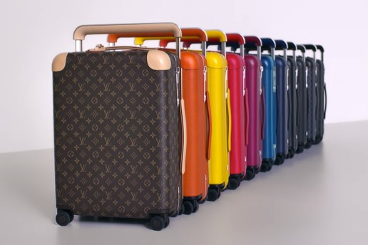 Louis Vuitton Rolls out a Teaser for Its Marc Newson-Designed Carry-On Luggage