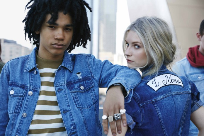 Luka Sabbat and Lottie Moss Star in PacSun's Newest Denim Campaign