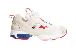 The Latest Maison Kitsuné x Reebok Collaboration Is Limited to 500 Pairs