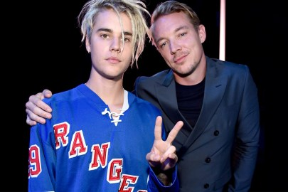 "Listen to Major Lazer's ""Cold Water"" Featuring Justin Bieber & MØ"