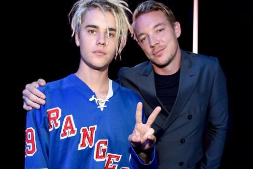 "Listen to Major Lazer's ""Cold Water"" Featuring Justin Bieber & MØ"