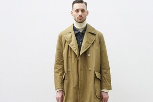 Markaware 2016 Fall/Winter Lookbook Presents Meticulously Thought-Out Menswear
