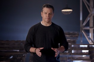 Matt Damon Brings You up to Speed With the 'Jason Bourne' Universe in 90 Seconds