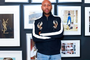 Inside the Brooklyn Apartment of A$AP Rocky's Stylist, Matthew Henson