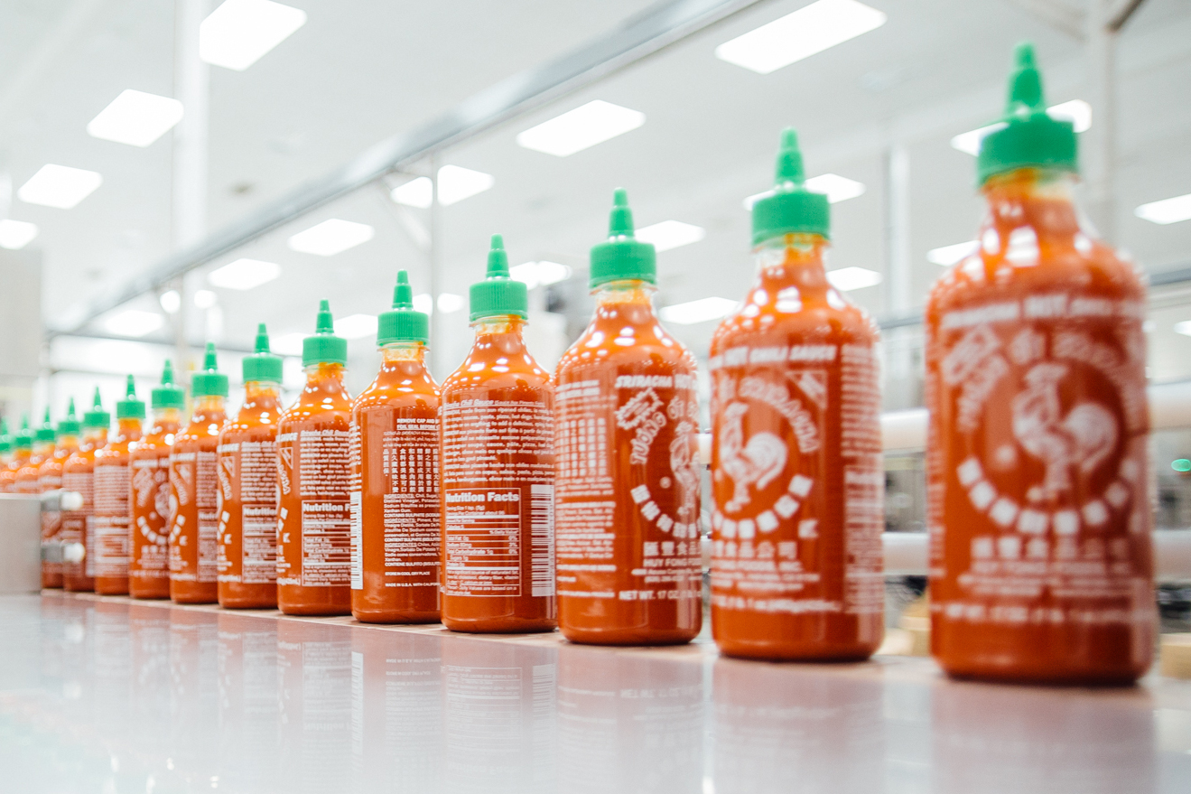 McDonald's Caters to Spicy Food Lovers by Offering Sriracha-Style Burgers