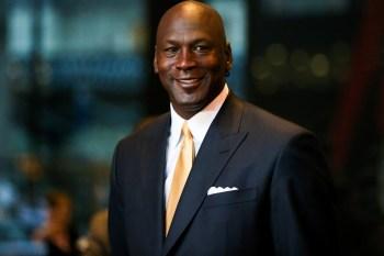 Michael Jordan Set to Captain Michigan Football Team