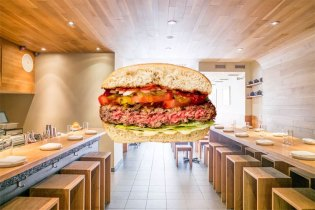 Momofuku Nishi Will Be First to Serve a Bleeding Vegetarian Lab-Made Meat Burger