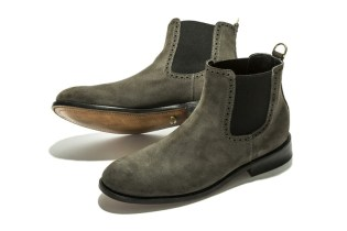 monkey time x Caminando Refresh the Classic Chelsea Boot