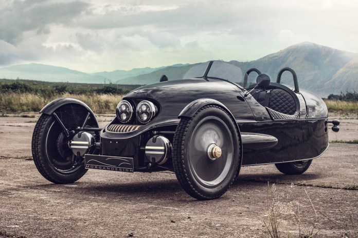Morgan EV3 UK 1909 Edition to Collaborate With Selfridges for 19 Very Special Units